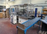 SOLLAS 20 H125 overwrapping machine