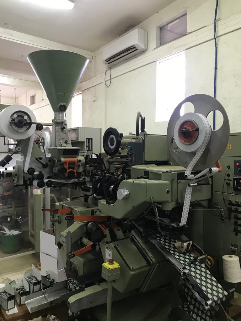 tea bag machine cost