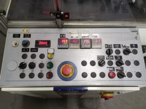 good running condition over wrapping machine from Germany