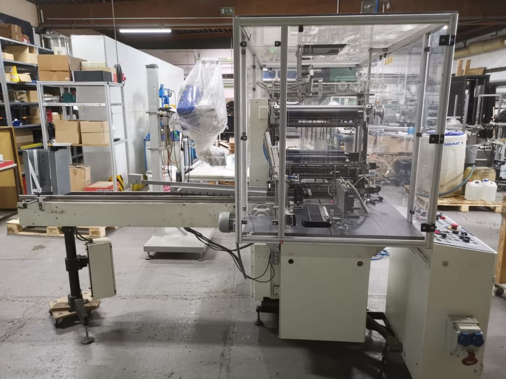 to buy Sollas 20 overwrapping machine